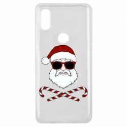 Чохол для Xiaomi Mi Mix 3 Fashionable Santa