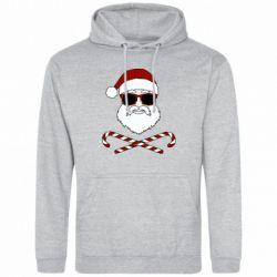 Чоловіча толстовка Fashionable Santa