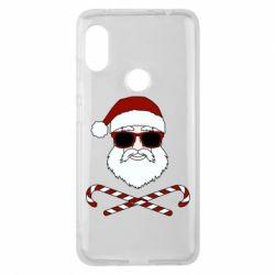 Чохол для Xiaomi Redmi Note Pro 6 Fashionable Santa