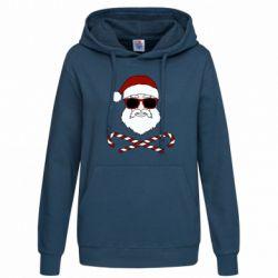 Толстовка жіноча Fashionable Santa