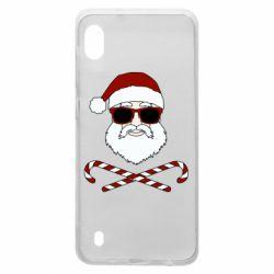 Чохол для Samsung A10 Fashionable Santa