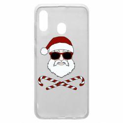 Чохол для Samsung A20 Fashionable Santa