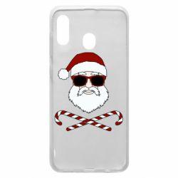 Чохол для Samsung A30 Fashionable Santa