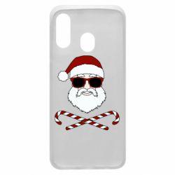 Чохол для Samsung A40 Fashionable Santa