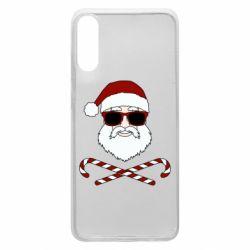 Чохол для Samsung A70 Fashionable Santa