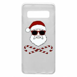 Чохол для Samsung S10 Fashionable Santa