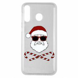 Чохол для Samsung M30 Fashionable Santa