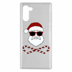Чохол для Samsung Note 10 Fashionable Santa