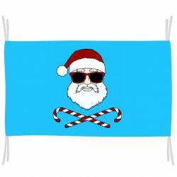 Прапор Fashionable Santa