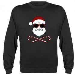 Реглан (світшот) Fashionable Santa