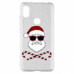 Чохол для Xiaomi Redmi S2 Fashionable Santa
