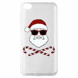 Чохол для Xiaomi Redmi Go Fashionable Santa