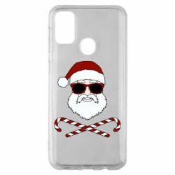 Чохол для Samsung M30s Fashionable Santa
