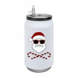 Термобанка 350ml Fashionable Santa