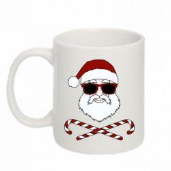 Кружка 320ml Fashionable Santa