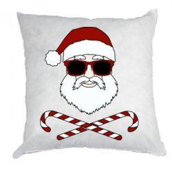 Подушка Fashionable Santa