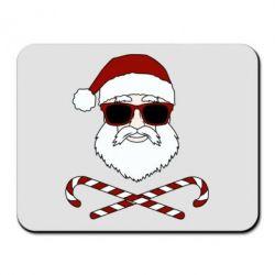 Килимок для миші Fashionable Santa