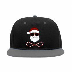 Снепбек Fashionable Santa