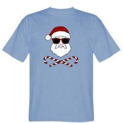 Чоловіча футболка Fashionable Santa