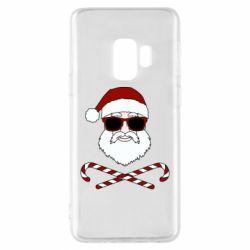 Чохол для Samsung S9 Fashionable Santa