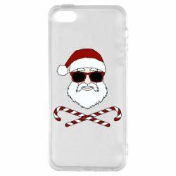 Чохол для iphone 5/5S/SE Fashionable Santa