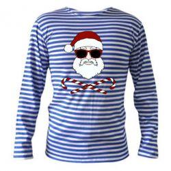 Тільник з довгим рукавом Fashionable Santa
