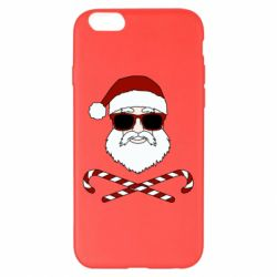 Чохол для iPhone 6 Plus/6S Plus Fashionable Santa