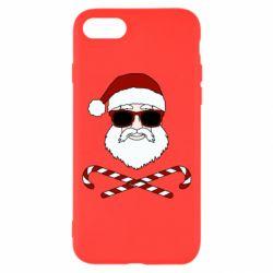 Чохол для iPhone 8 Fashionable Santa