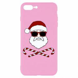Чохол для iPhone 8 Plus Fashionable Santa