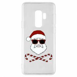 Чохол для Samsung S9+ Fashionable Santa
