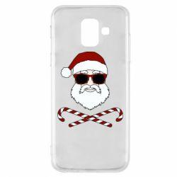 Чохол для Samsung A6 2018 Fashionable Santa