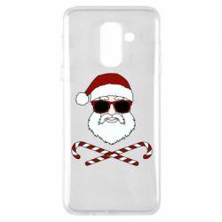 Чохол для Samsung A6+ 2018 Fashionable Santa