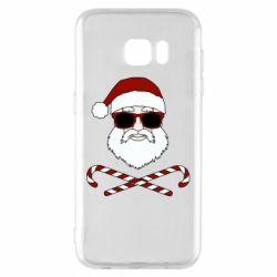 Чохол для Samsung S7 EDGE Fashionable Santa