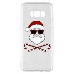 Чохол для Samsung S8 Fashionable Santa