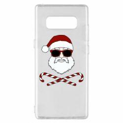 Чохол для Samsung Note 8 Fashionable Santa