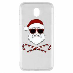 Чохол для Samsung J7 2017 Fashionable Santa