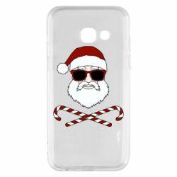 Чохол для Samsung A3 2017 Fashionable Santa