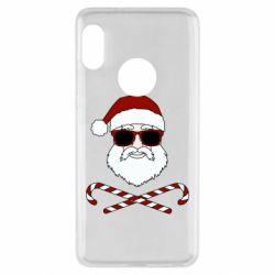 Чохол для Xiaomi Redmi Note 5 Fashionable Santa