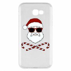 Чохол для Samsung A7 2017 Fashionable Santa