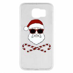 Чохол для Samsung S6 Fashionable Santa