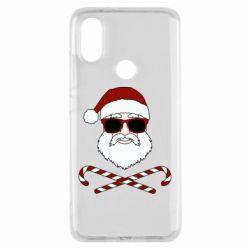 Чохол для Xiaomi Mi A2 Fashionable Santa