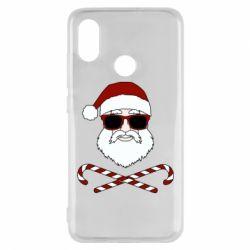 Чохол для Xiaomi Mi8 Fashionable Santa