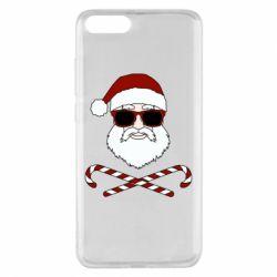 Чохол для Xiaomi Mi Note 3 Fashionable Santa