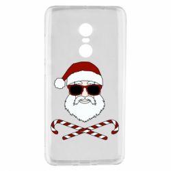 Чохол для Xiaomi Redmi Note 4 Fashionable Santa