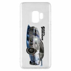 Чехол для Samsung S9 Fast and Furious - FatLine