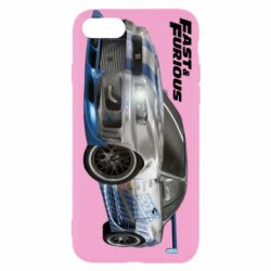 Чехол для iPhone 7 Fast and Furious - FatLine