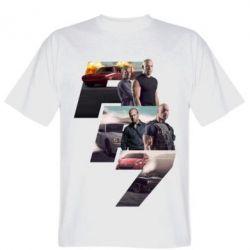 Футболка Fast & Furious 7
