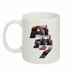 Кружка 320ml Fast & Furious 7