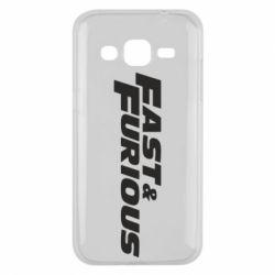 Чохол для Samsung J2 2015 Fast & Furious