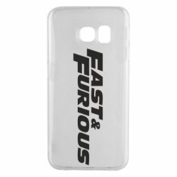 Чохол для Samsung S6 EDGE Fast & Furious